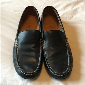 RALPH LAUREN POLO Leather Driving Mocs